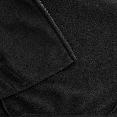 Жіночий флісовий жилет MH120 для гірського туризму - Чорний