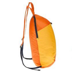 超輕巧型帆布背包 10升 橘色