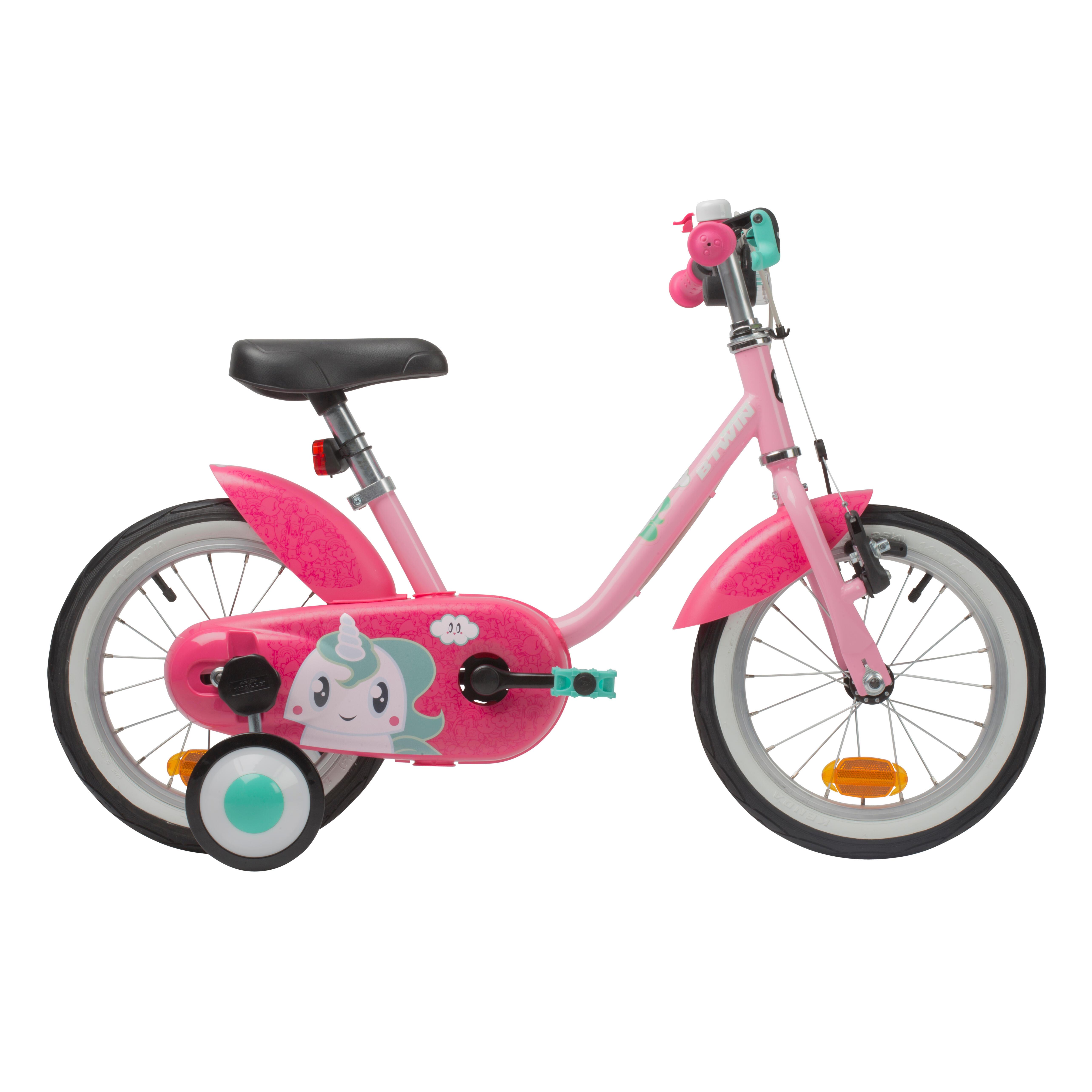 Bicicletă 14'' 500 Copii