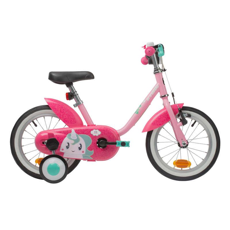 BICICLETE INIȚIERE 3-5 ANI Ciclism - Bicicletă 500 Unicorn Copii  BTWIN - Biciclete copii , BMX