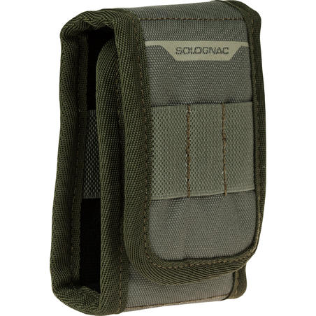 X-Access 9-Bullet Hunting Pouch - Green