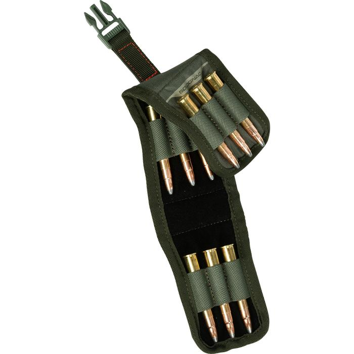 Pochette chasse 9 balles X-Access vert - 1006677
