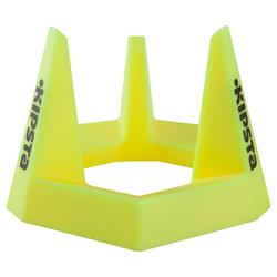 Rugbytee R100 geel