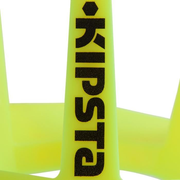 Tee Rugby Kipsta R100 amarillo
