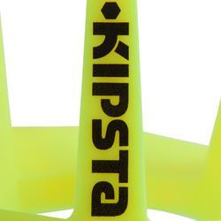 Tee rugby R100 jaune