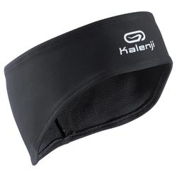WARM RUNNING HEADBAND - BLACK