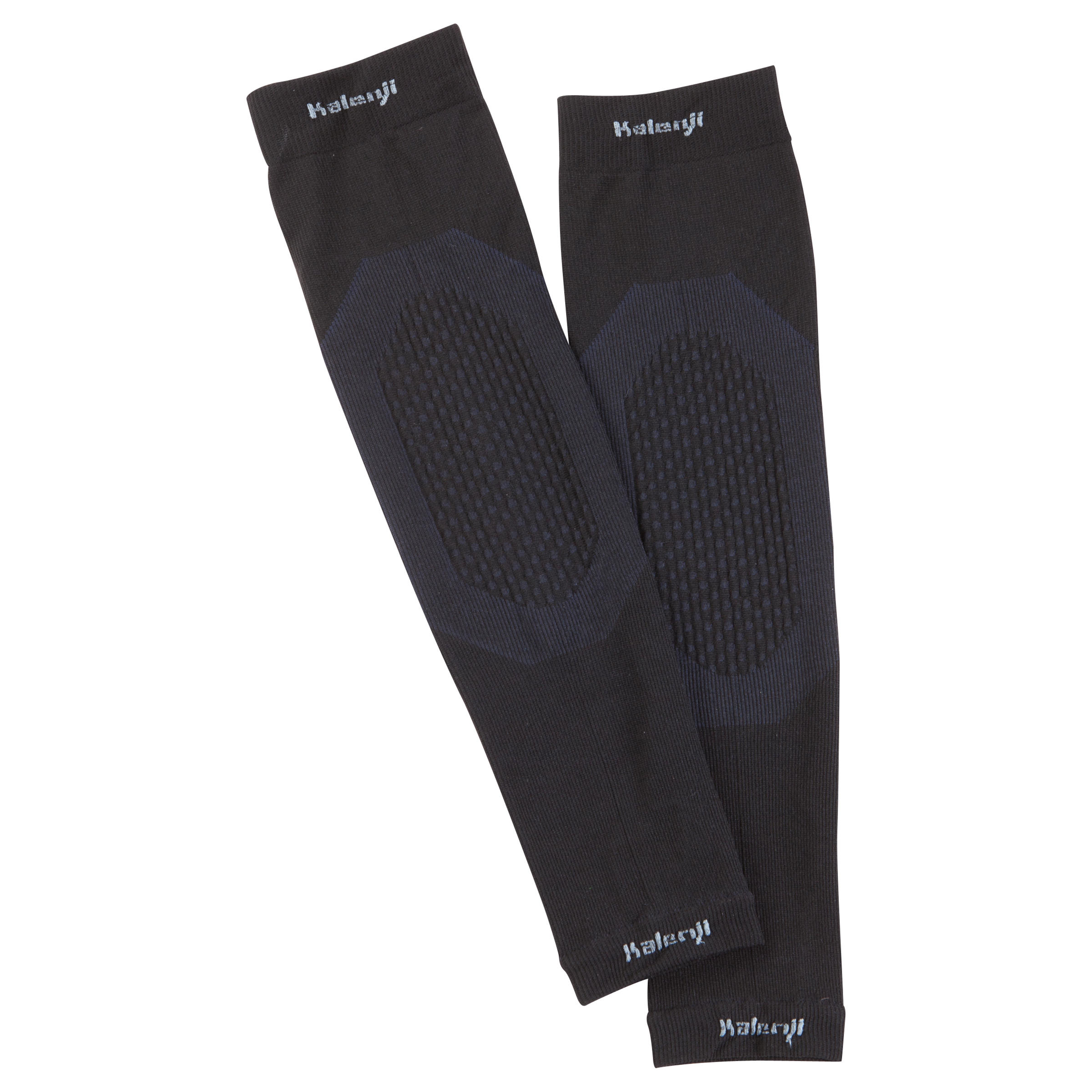 RUNNING ARM COVER BLACK PROTECTION FROM COLD
