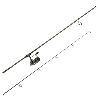 KIT pesca de carpa XTREM-5 360