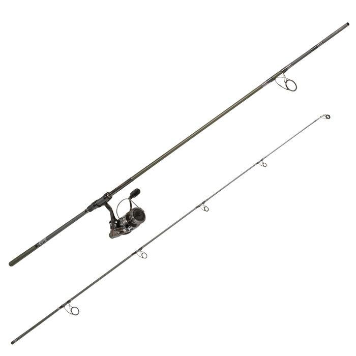 ENSEMBLE pêche de la carpe XTREM-5 360