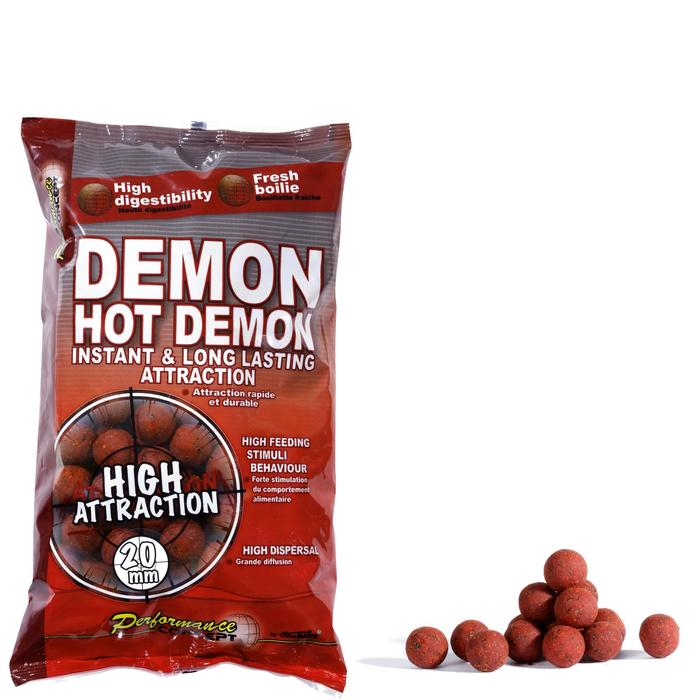 Boilies Performance Concept Hot Demon 20 mm, 1 kg