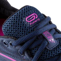 Hardloopschoenen voor dames Kiprun LD HW blauw - 1007188