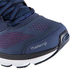 Hardloopschoenen voor dames Kiprun LD HW blauw - 1007189