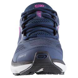 Hardloopschoenen voor dames Kiprun LD HW blauw - 1007195