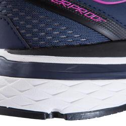 Hardloopschoenen voor dames Kiprun LD HW blauw - 1007196