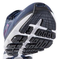Hardloopschoenen voor dames Kiprun LD HW blauw - 1007200