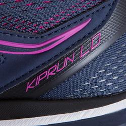 Hardloopschoenen voor dames Kiprun LD HW blauw - 1007201