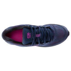 Hardloopschoenen voor dames Kiprun LD HW blauw - 1007203