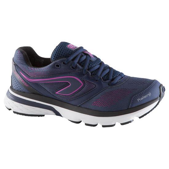 Hardloopschoenen voor dames Kiprun LD HW blauw - 1007205