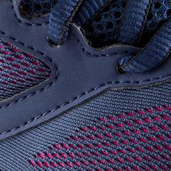 Hardloopschoenen voor dames Kiprun LD HW blauw - 1007206