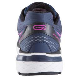 Hardloopschoenen voor dames Kiprun LD HW blauw - 1007207