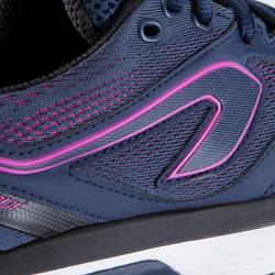 Hardloopschoenen voor dames Kiprun LD HW blauw - 1007208