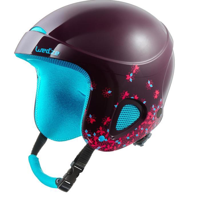 Casque de ski et de snowboard enfant H 400 JR blanc. - 1007449