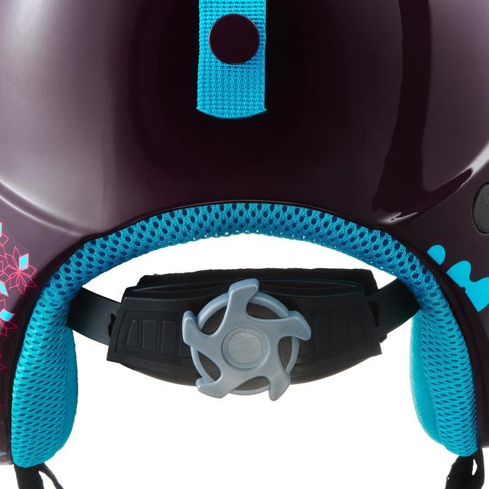 Casque de ski et de snowboard enfant H 400 JR blanc. - 1007453