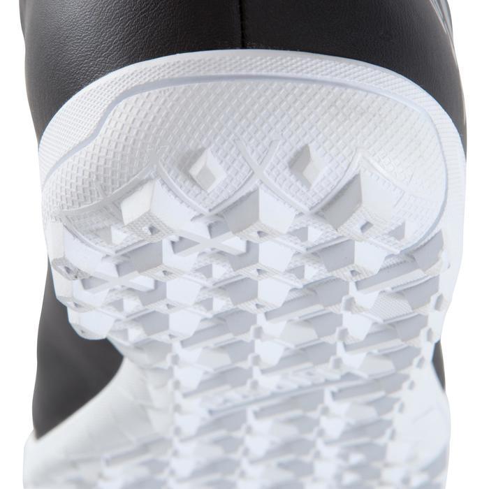 Chaussure de football adulte terrains durs First 100 HG noire rouge blanc - 1007520