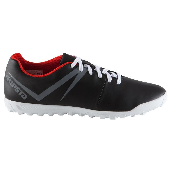 Chaussure de football adulte terrains durs First 100 HG noire rouge blanc - 1007522