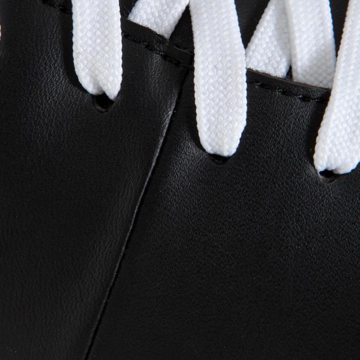 Chaussure de football adulte terrains durs First 100 HG noire rouge blanc - 1007523