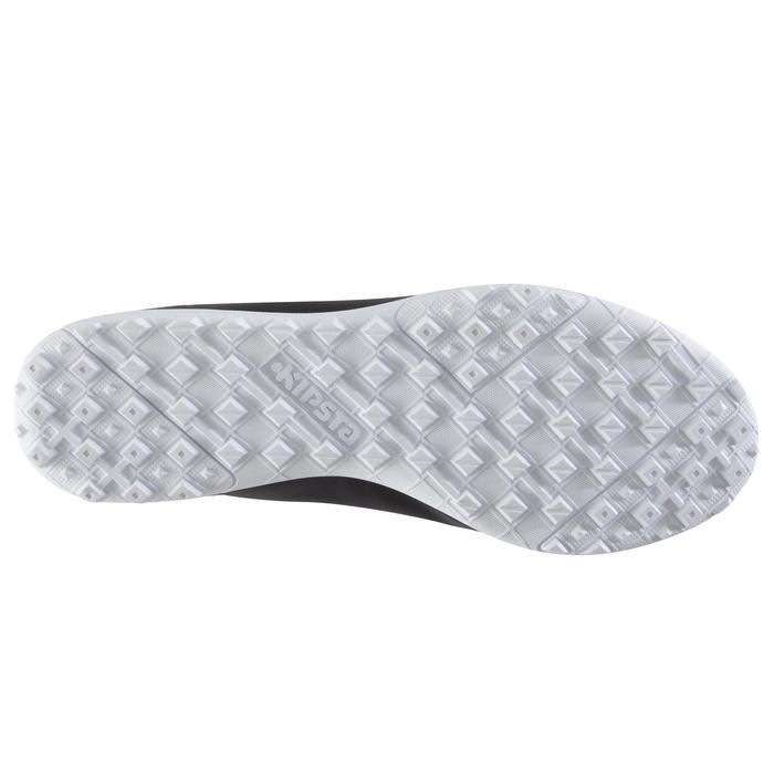 Chaussure de football adulte terrains durs First 100 HG noire rouge blanc - 1007524