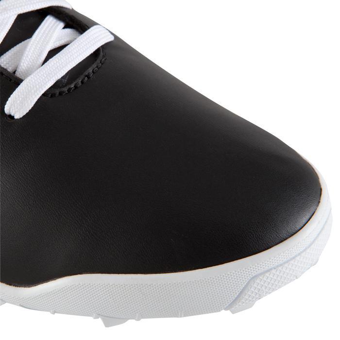 Chaussure de football adulte terrains durs First 100 HG noire rouge blanc - 1007526