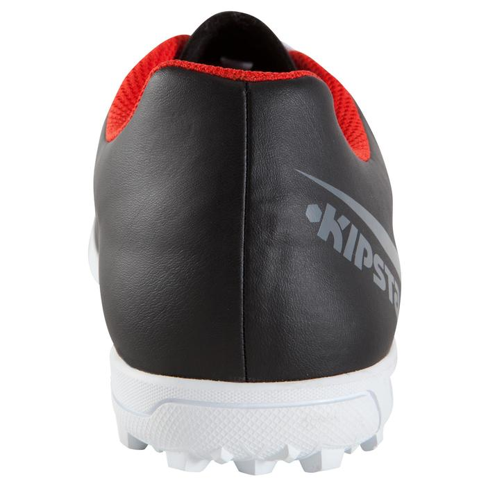 Chaussure de football adulte terrains durs First 100 HG noire rouge blanc - 1007528