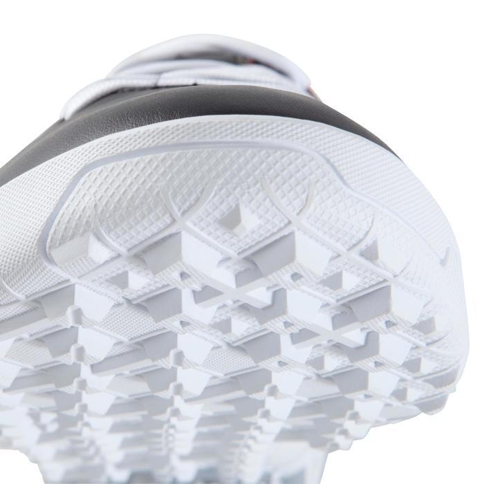 Chaussure de football adulte terrains durs First 100 HG noire rouge blanc - 1007531