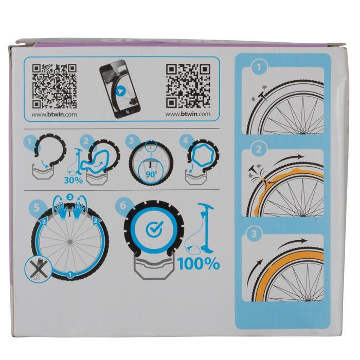 Fahrradschlauch 24x1,7/2,2 selbstreparierend Schrader-Ventil