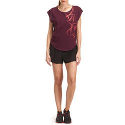 T-shirt fitness Energy loose dames - 1007713