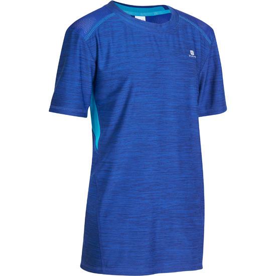 Gymshirt voor jongens met korte mouwen Energy - 1007817