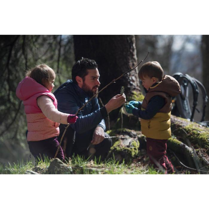Gilet doudoune de randonnée enfant X-Warm - 1007931