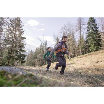 Veste polaire de randonnée Garçon HIKE 550 - 1007956