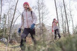 Meisjesbroek voor trekking Hike 900 - 1008004