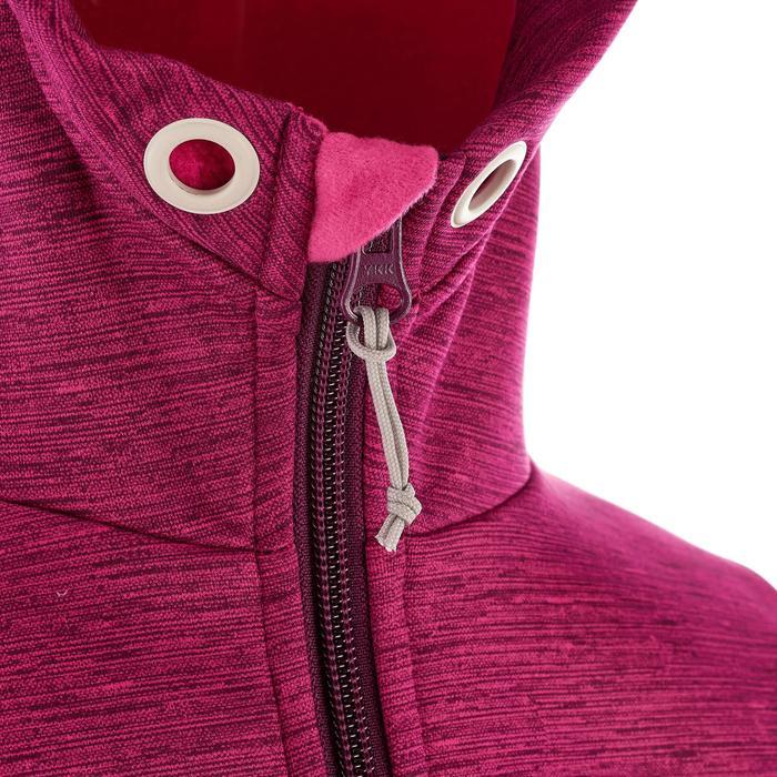 Veste polaire de randonnée Garçon HIKE 550 - 1008081