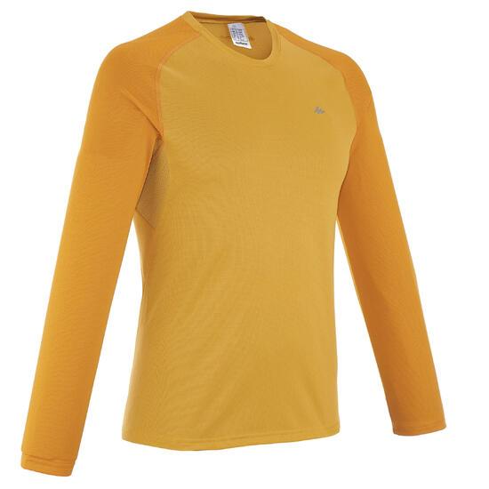 Wandel T-shirt met lange mouwen voor heren TechFresh 100 - 100821