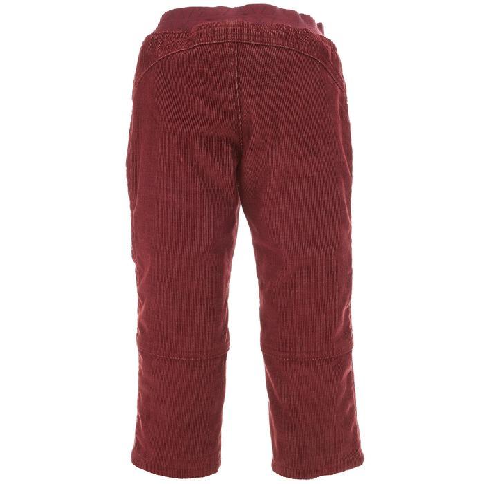 Pantalon de randonnée enfant garçon Hike 500 marine - 1008250