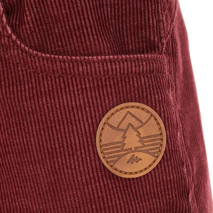 Pantalon de randonnée enfant garçon Hike 500 marine - 1008271