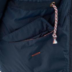 Warme en waterdichte meisjesjas voor trekking XX Warm - 1008325