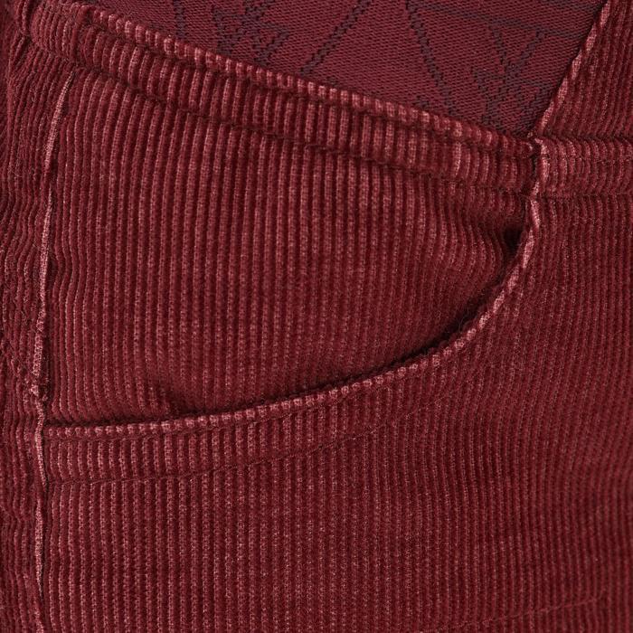 Pantalon de randonnée enfant garçon Hike 500 marine - 1008348