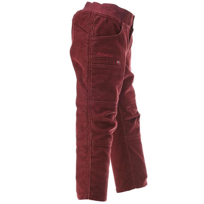Pantalon de randonnée enfant garçon Hike 500 marine - 1008364