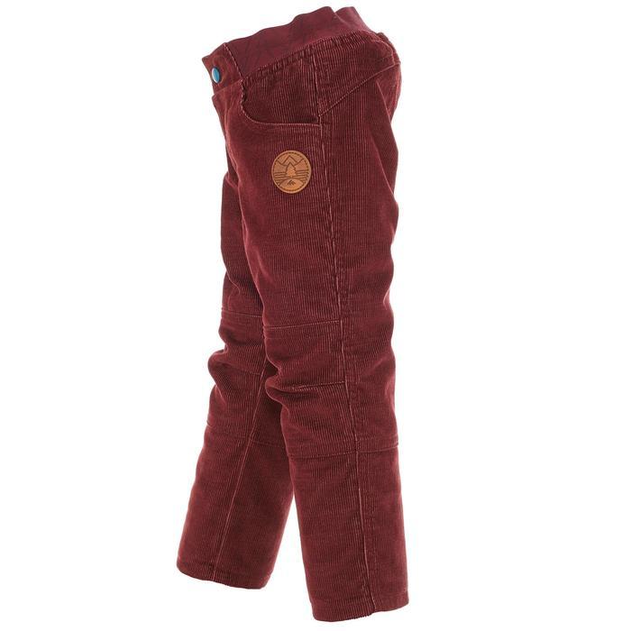 Pantalon de randonnée enfant garçon Hike 500 marine - 1008384
