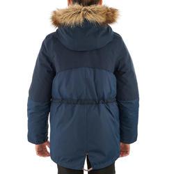 Warme en waterdichte meisjesjas voor trekking XX Warm - 1008407