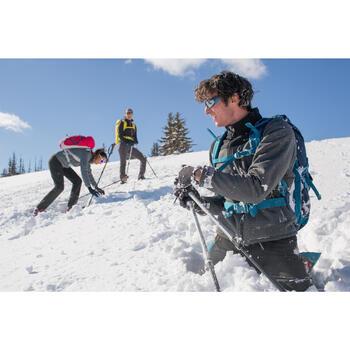 Veste trekking Windwarm 300 softshell homme - 1008653